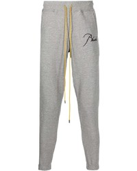 Мужские серые спортивные штаны от Rhude
