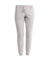 Женские серые спортивные штаны от Woolrich