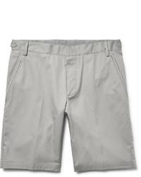 Мужские серые шорты от Lanvin