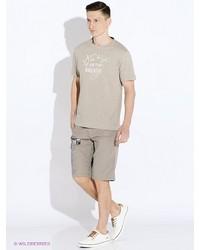 Мужские серые шорты от LERROS
