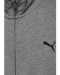 Мужской серый бомбер от Puma