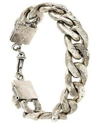 Мужской серый браслет от Emanuele Bicocchi
