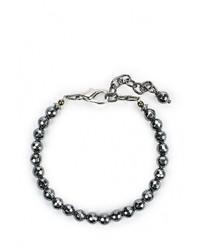 Серый браслет от PS by Polina Selezneva