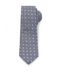 Мужской серый галстук от Mango Man