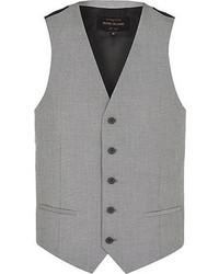 серый жилет original 659736