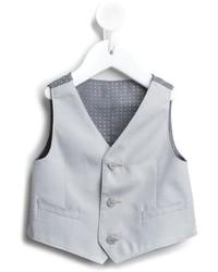 Детский серый жилет для мальчику от Dolce & Gabbana