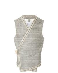 Серый жилет от Vivienne Westwood Anglomania