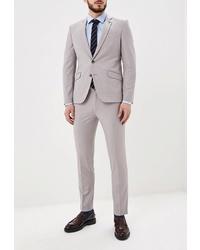 Серый костюм от Absolutex