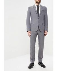 Серый костюм от Bazioni