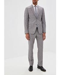 Серый костюм от Patrikman