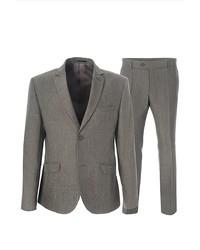 Мужской серый костюм от STENSER