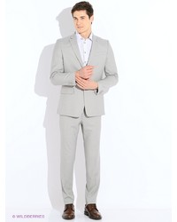 Мужской серый костюм от Valenti