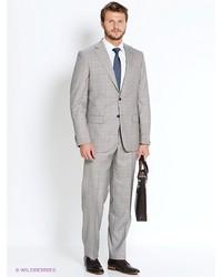 Мужской серый костюм от VINCHI