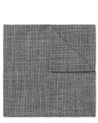 Серый нагрудный платок от Oliver Spencer