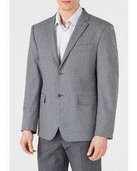 Мужской серый пиджак от btc