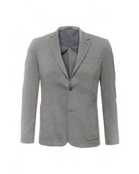 Мужской серый пиджак от Celio