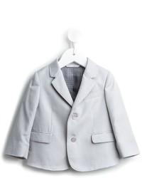 Детский серый пиджак для мальчику от Dolce & Gabbana