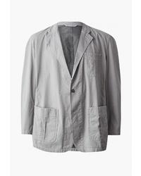 Мужской серый пиджак от Galion