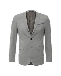 Мужской серый пиджак от Mango Man