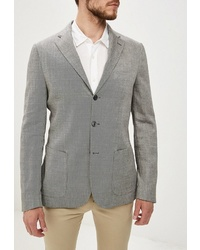 Мужской серый пиджак от Primo Emporio