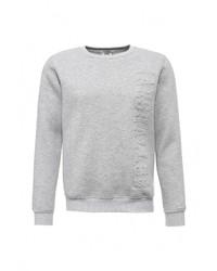 Мужской серый свитер с круглым вырезом от Marshall Original