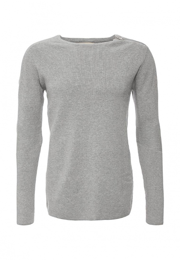 Мужской серый свитер с круглым вырезом от River Island