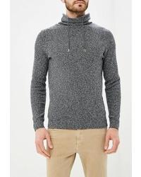 Мужской серый свитер с хомутом от SPRINGFIELD