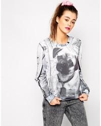 свободный свитер medium 253880