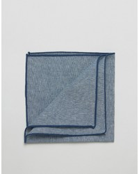 Серый хлопковый нагрудный платок от Jack and Jones