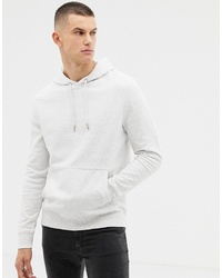 Мужской серый худи от New Look