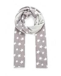 Мужской серый шарф от Anta
