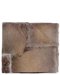 Женский серый шарф от Avant Toi