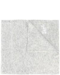 Детский серый шарф для девочке от Diesel