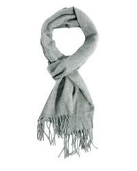 Мужской серый шарф от French Connection