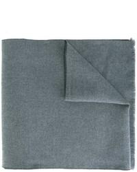 Мужской серый шарф от Gucci