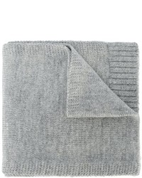 Детский серый шарф для мальчику от Ralph Lauren