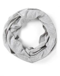 Женский серый шарф от The Row