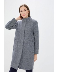 Женское синее пальто от Paradox