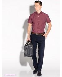 Мужские синие брюки чинос от Alfred Muller