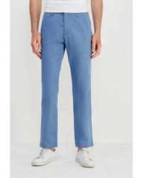 Синие брюки чинос от Banana Republic