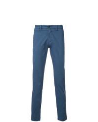 Синие брюки чинос от Briglia 1949