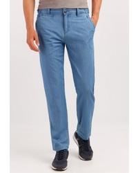 Синие брюки чинос от FiNN FLARE
