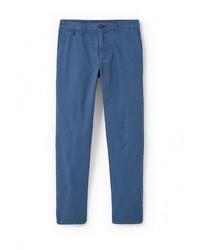 Мужские синие брюки чинос от Mango Man