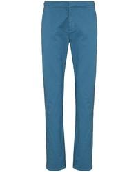 Синие брюки чинос от Orlebar Brown