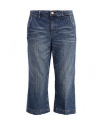 Синие джинсы-клеш от s.Oliver