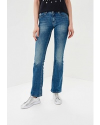 Синие джинсы-клеш от Whitney