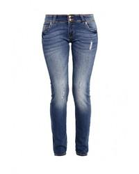 Женские синие джинсы скинни от Alcott