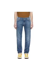 Мужские синие джинсы от Acne Studios