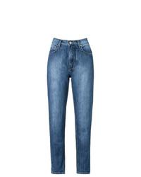 Женские синие джинсы от Amapô