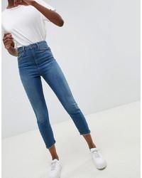 Женские синие джинсы от ASOS DESIGN